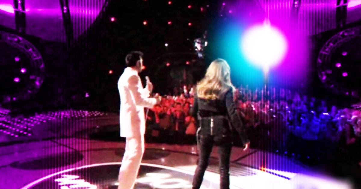 Elvis and Celine