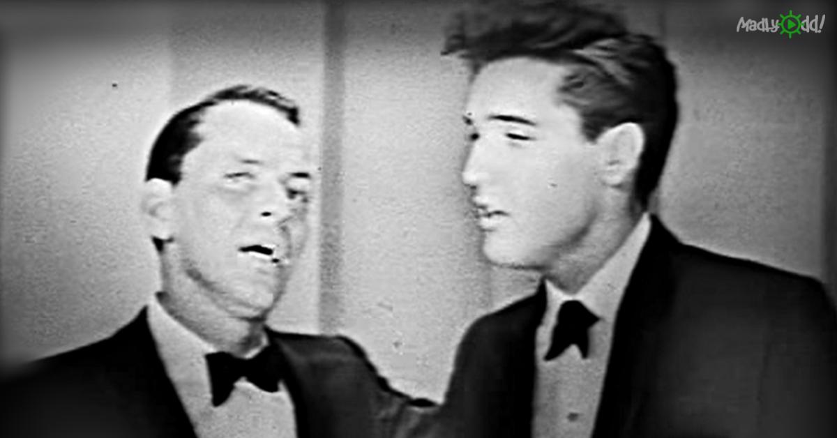 Elvis and Sinatra