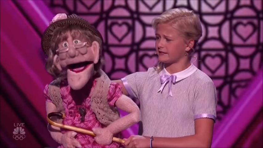 Darci America's Got Talent