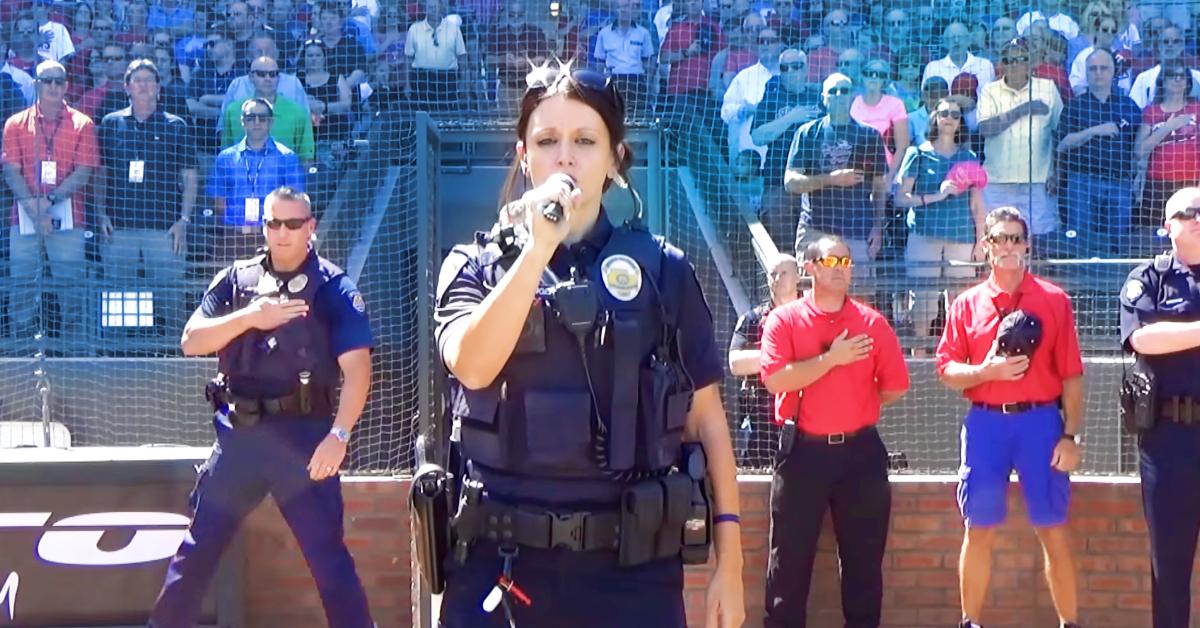 Cop Sings