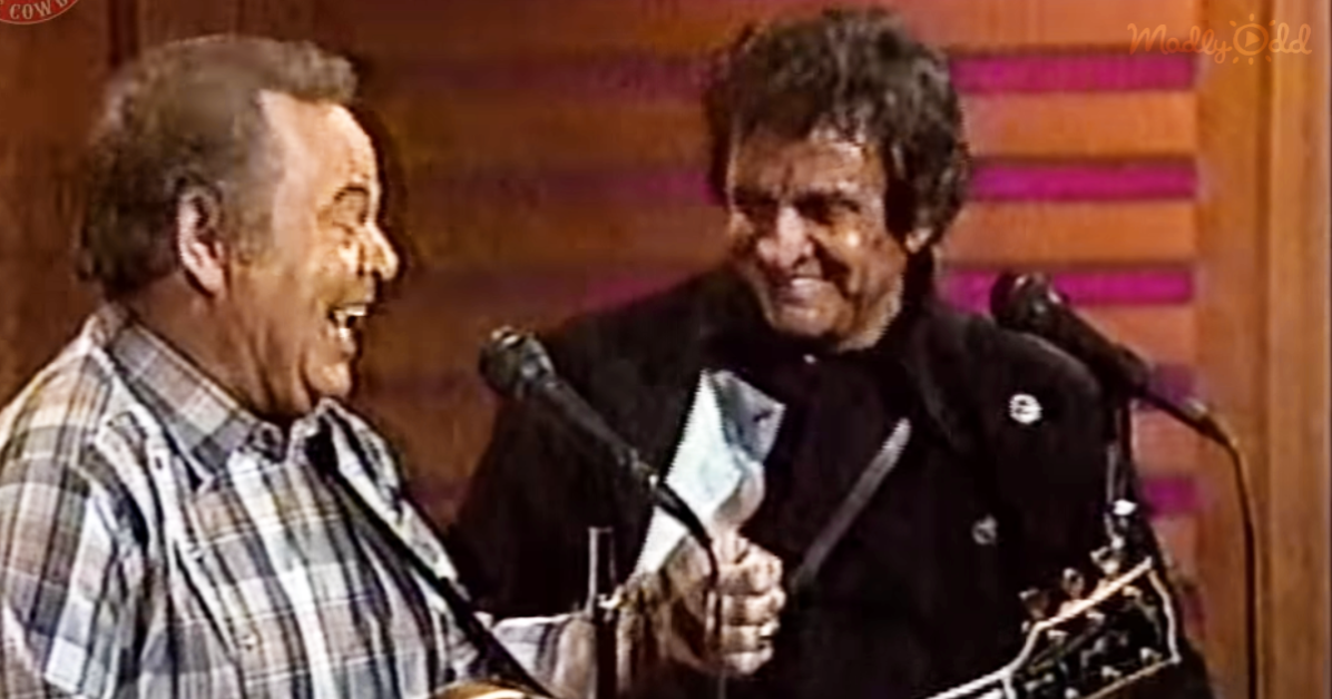 Roy Clark & Johnny Cash