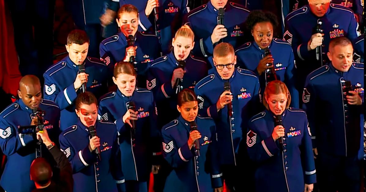 Air Force Christmas Music