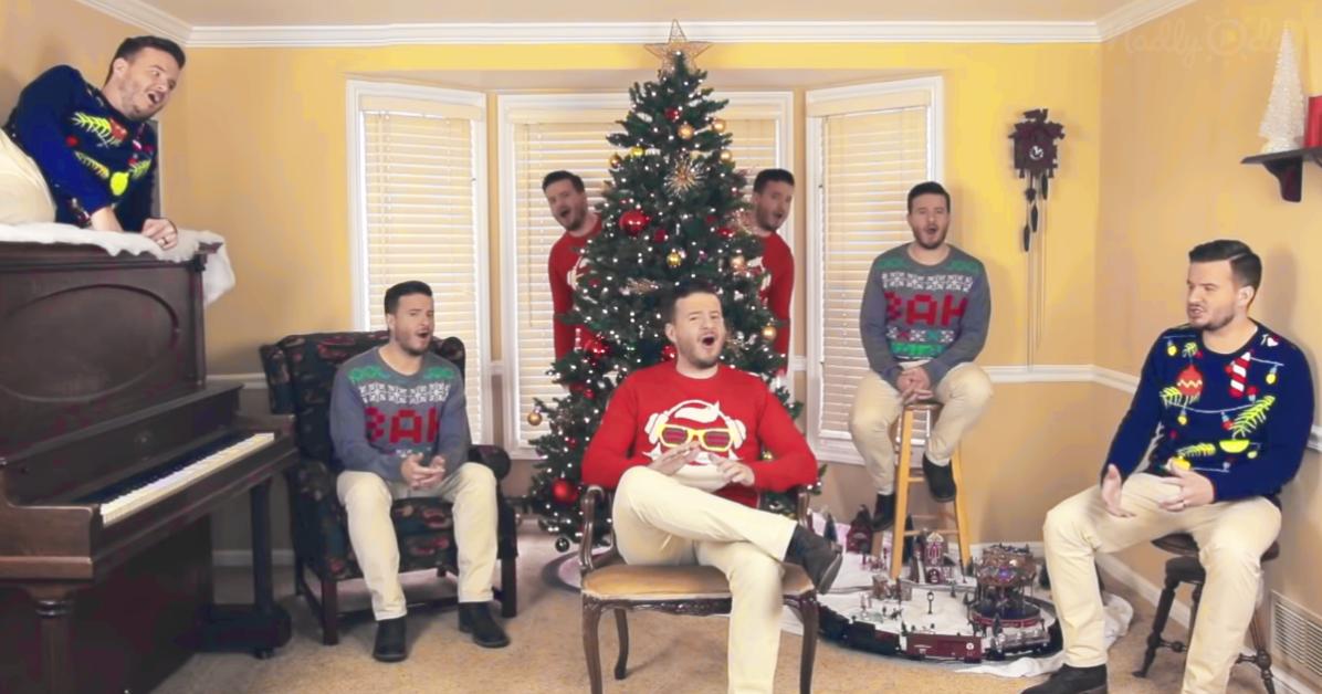Jared Halley Christmas