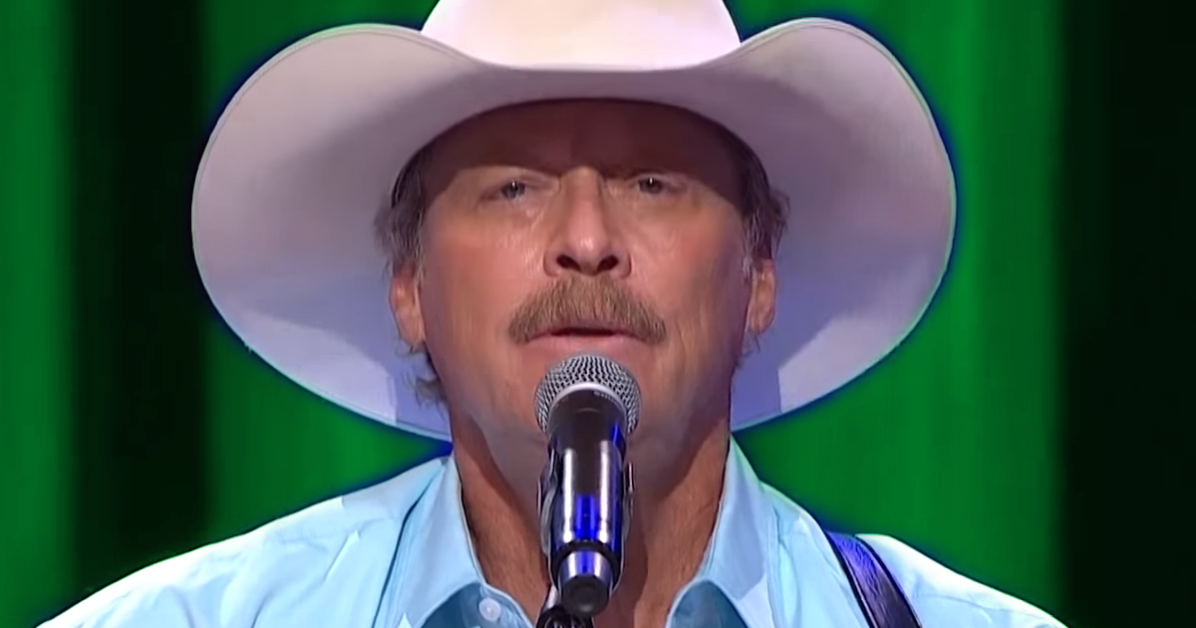 Alan Jackson at The Grand Ole Opry