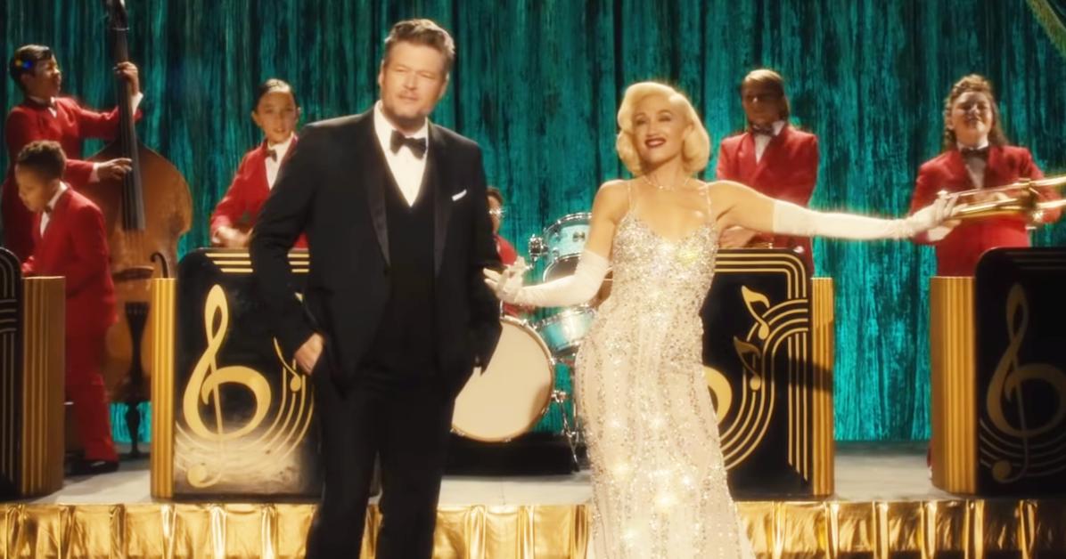 Gwen Stefani and Blake Shelton - Christmas