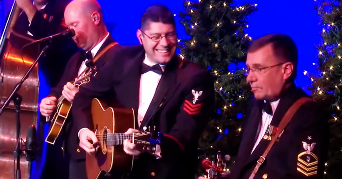 US Navy Band Christmas Music