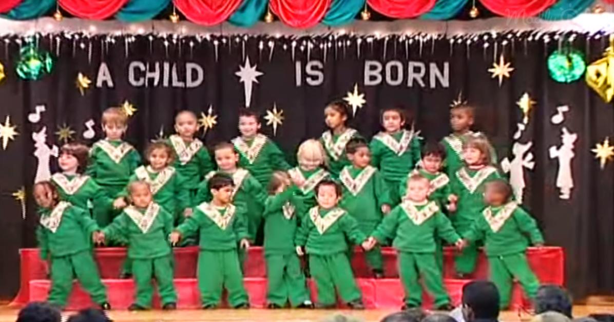Christmas Pre-School Concert