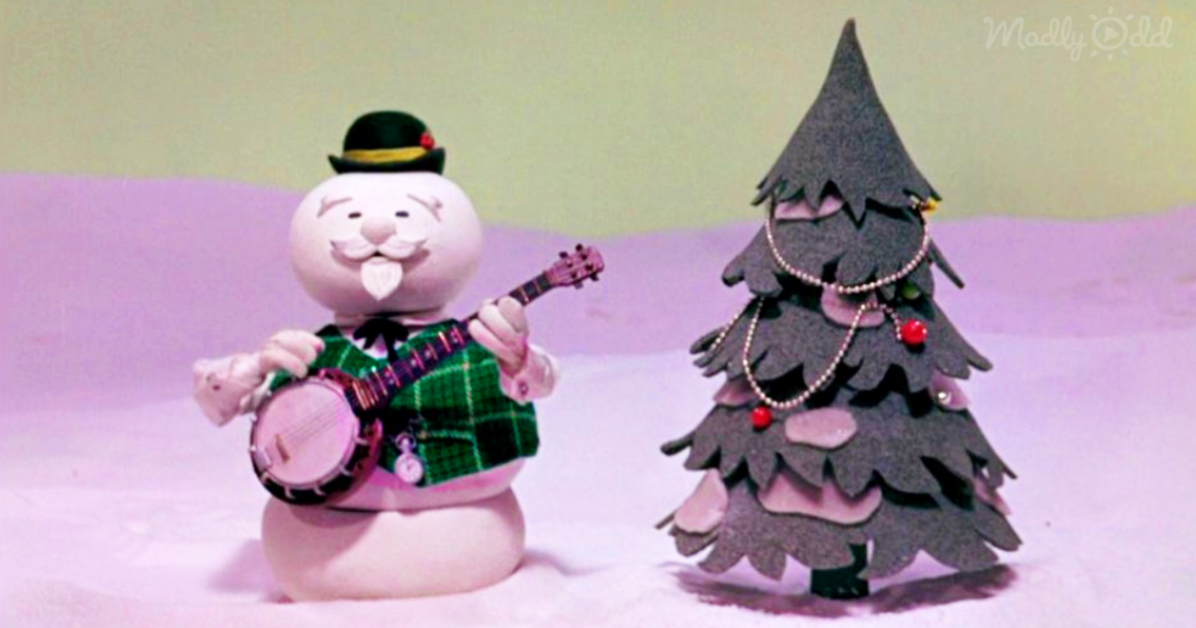 Burl Ives Sings Christmas Music