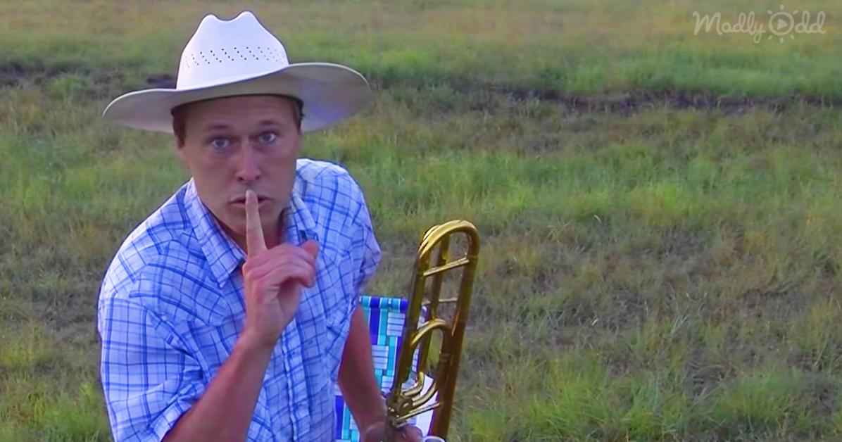 Farmer Derek Klingenberg