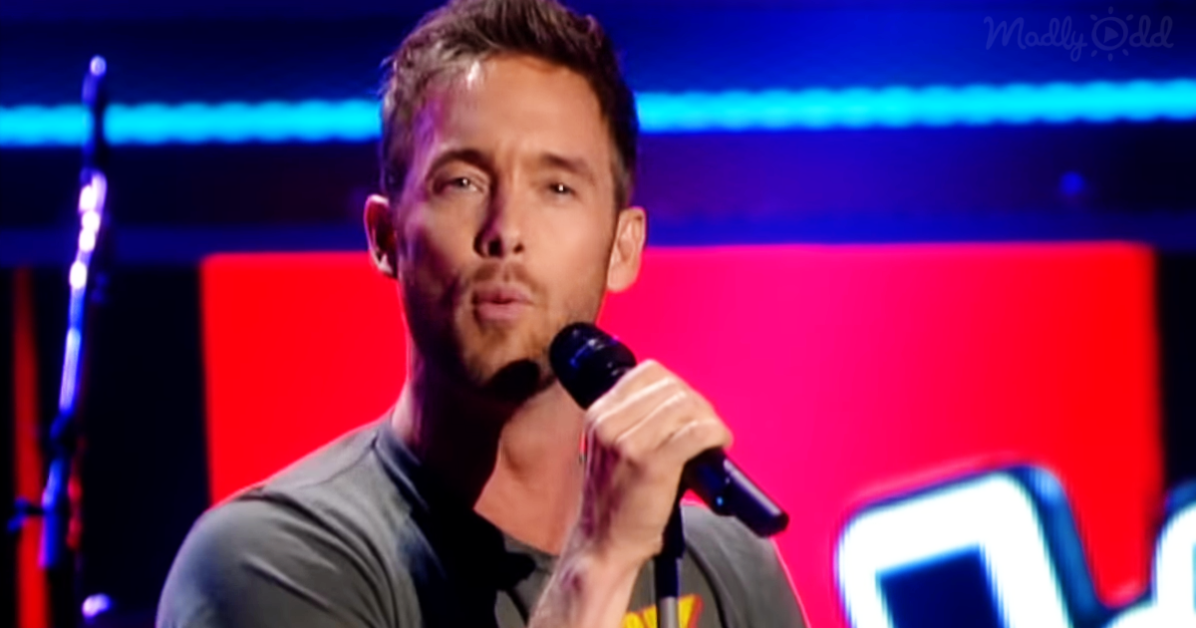 Charly Luske - The Voice - Holland