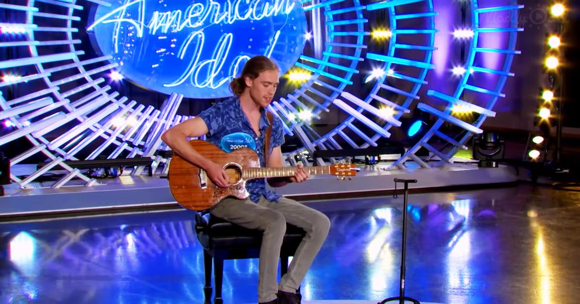 Singer at American Idol