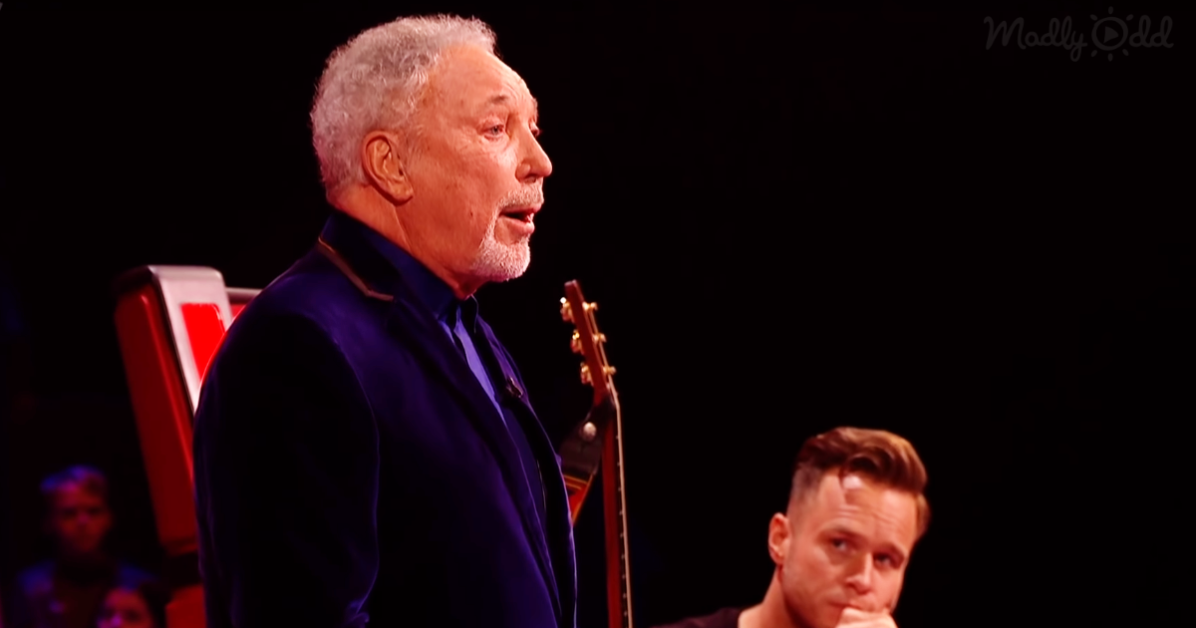 Sir Tom Jones - 'The Voice'