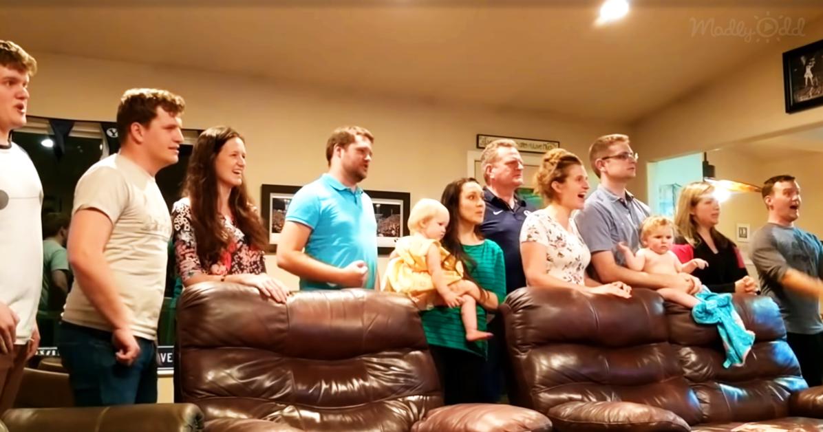 LeBaron Family Singers