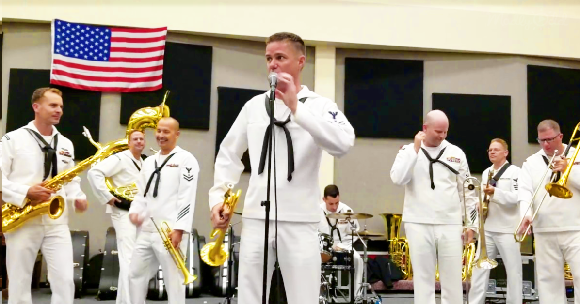 US Navy Band of Southwest