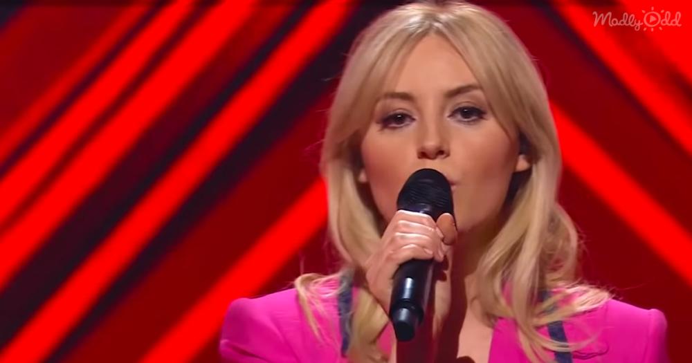 Soulful 'X Factor' Singer Brings Judges OG3