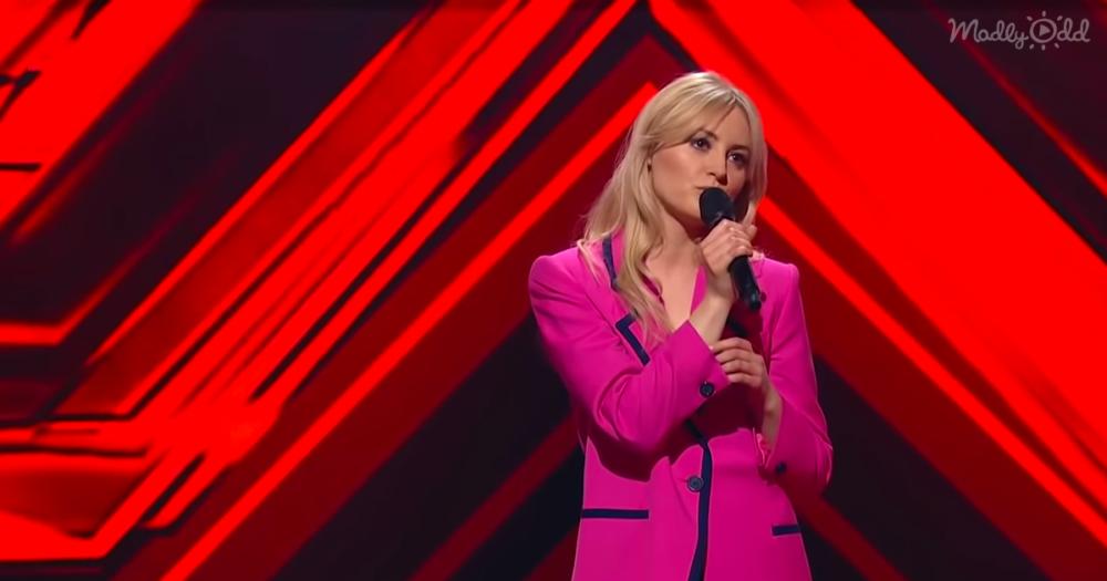 Soulful 'X Factor' Singer Brings Judges OG4