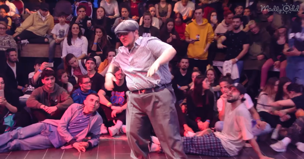 This Guy's Dance Tribute to OG2