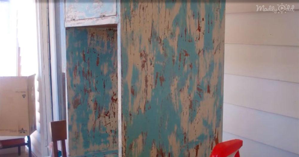 DIY Distressed Paint OG3