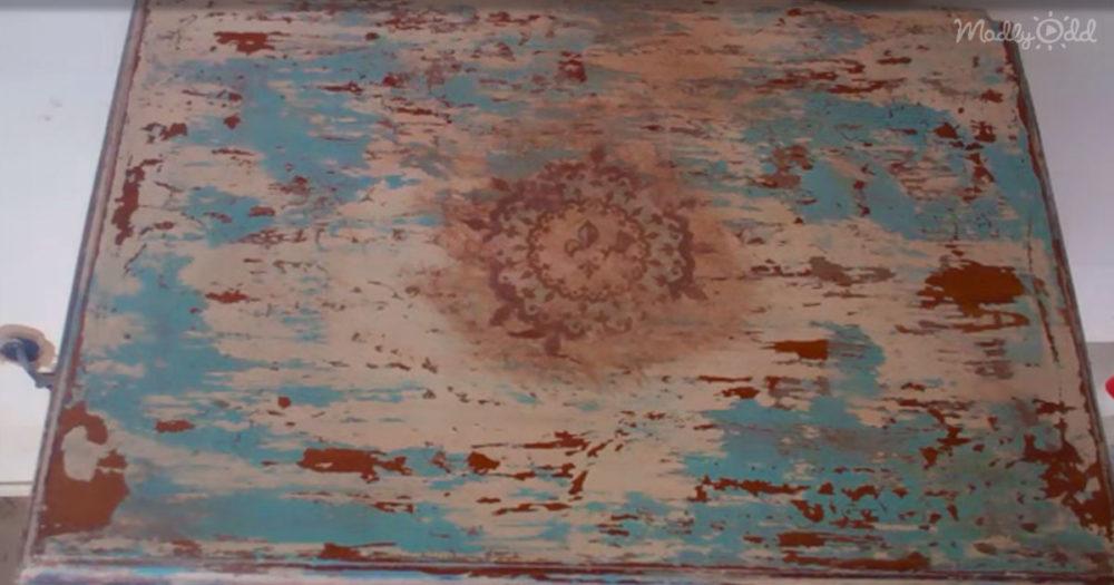DIY Distressed Paint OG4