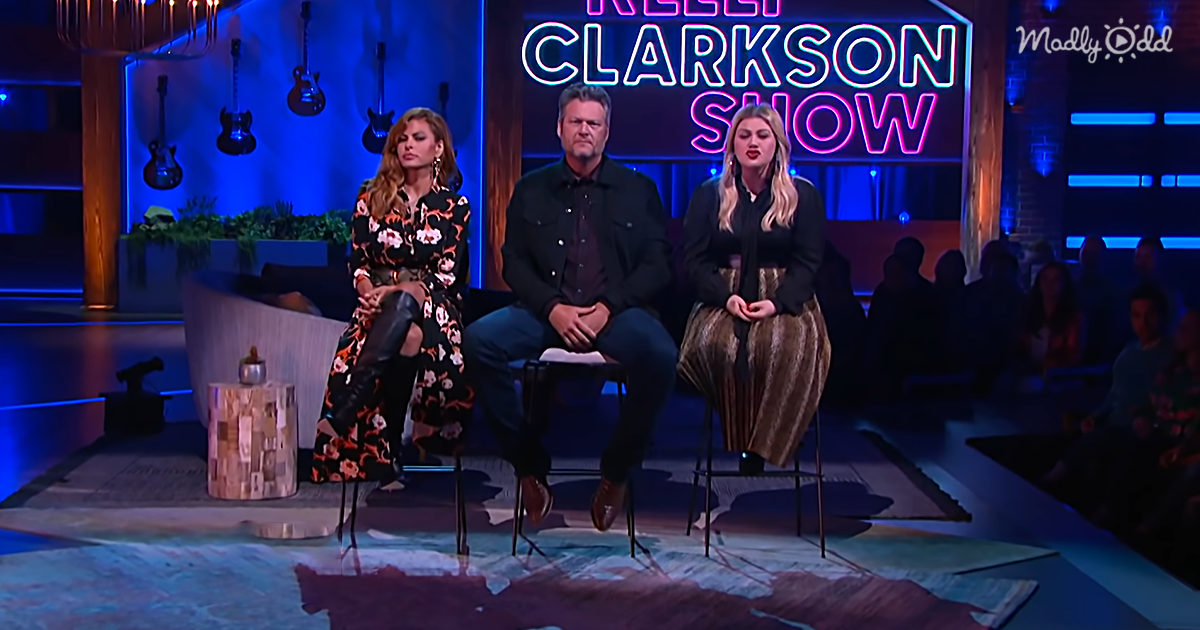 Kelly Clarkson, Blake Shelton, And Eva Mendes Moved To Tears By This Heartbreaking Craig Morgan Performance