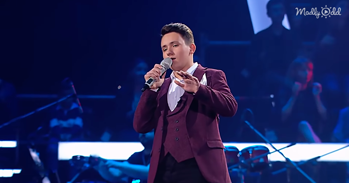 og1 Unbelievable 13-Year-Old Has The LOWEST Voice EVER on 'The Voice Kids'