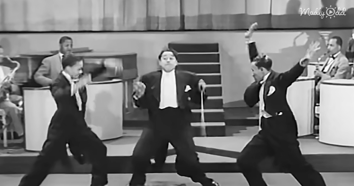 og176 Years Ago, The Best Dance Routine In History Was Performed Unrehearsed on The First Take