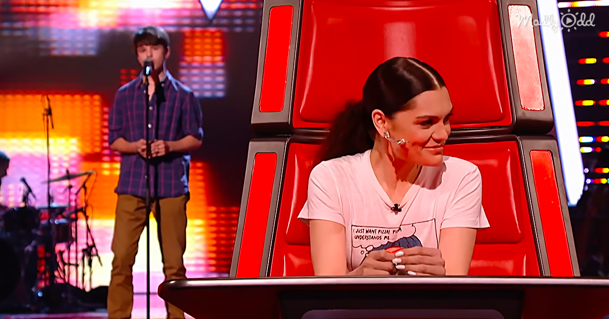 og2 13-Year Old Gets Dramatic Four-Chair on 'The Voice' Sounding Like Bob Dylan