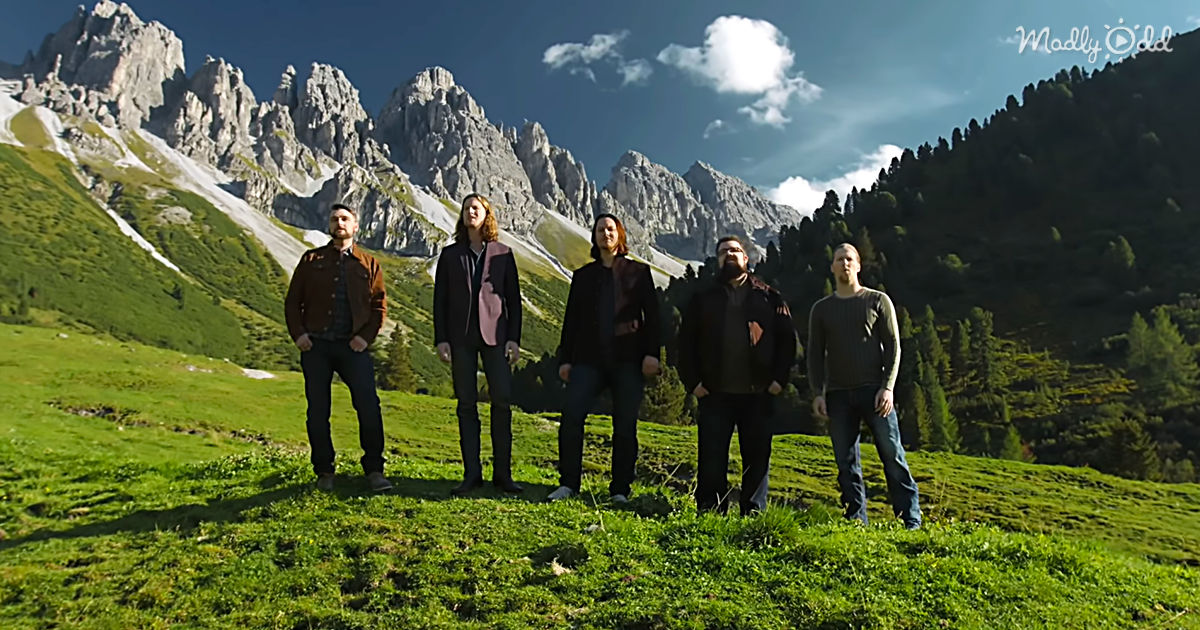 'How Great Thou Art' By Home Free