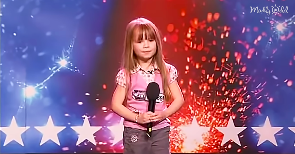 'Somewhere Over The Rainbow' By Connie Talbot