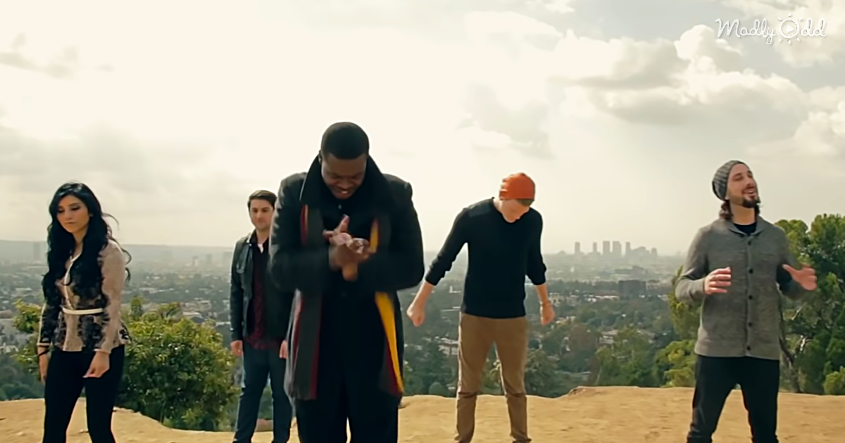 'Little Drummer Boy' By Pentatonix