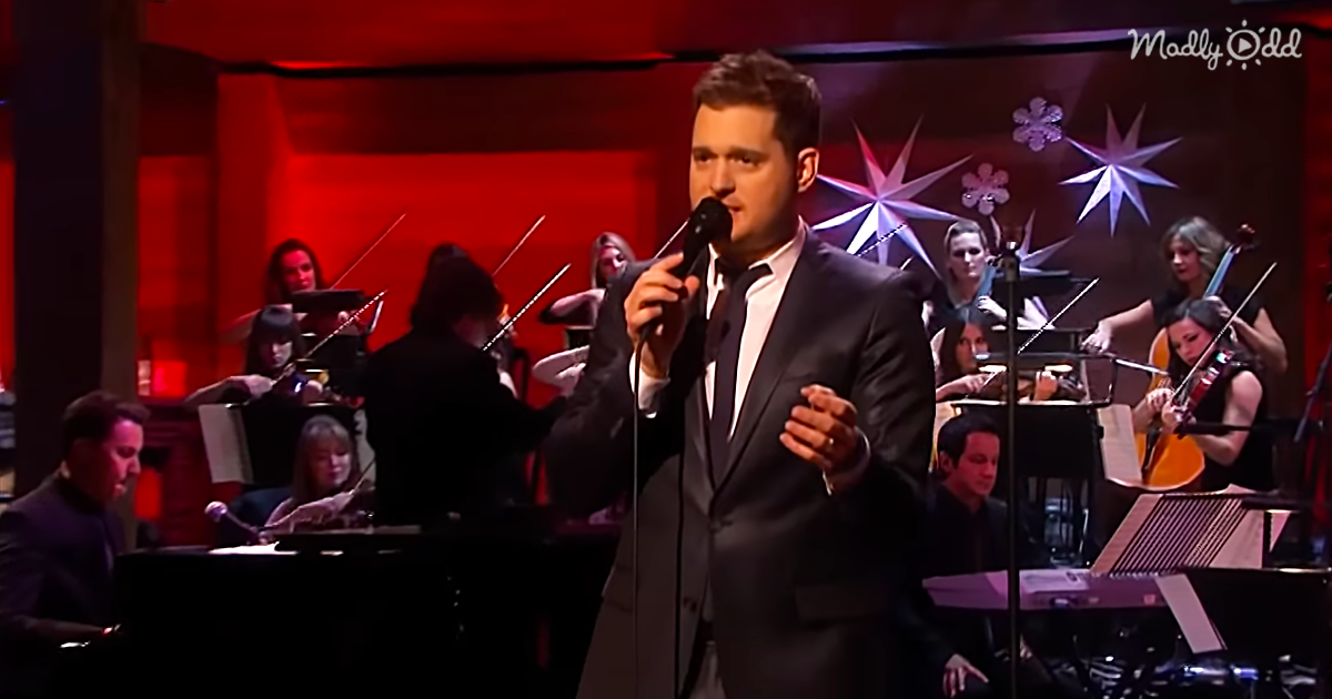 'Holly Jolly Christmas' by Michael Bublé