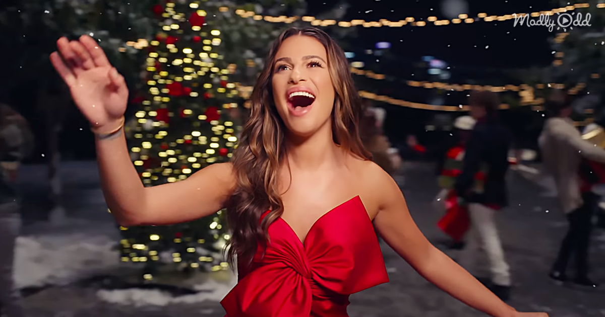 'Christmas in New York' by Lea Michele
