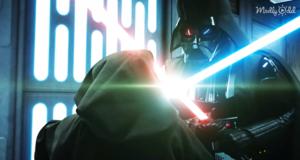 'Star Wars' Reimagining Gives Us The Obi-Wan Vader Fight We Deserve