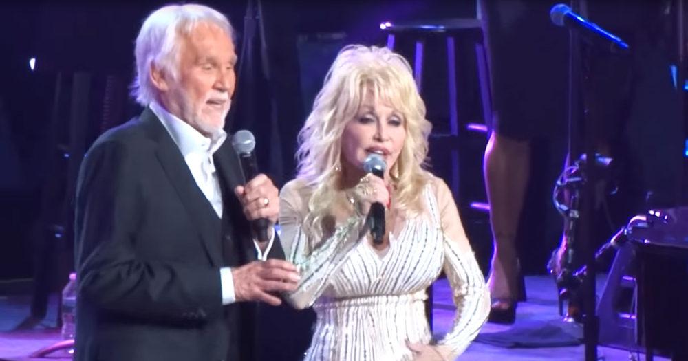Kenny Rogers & Dolly Parton Perform Heartwarming Duet of ...