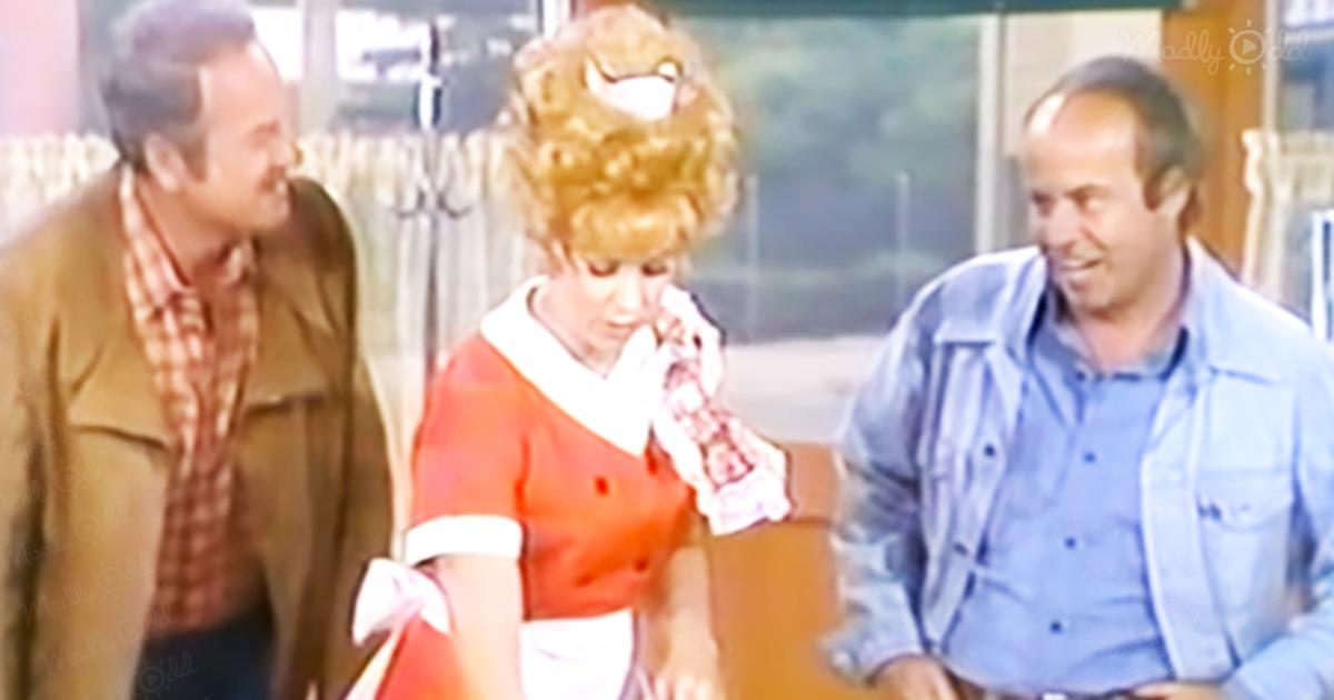 Trucker scene on The Carol Burnett Show