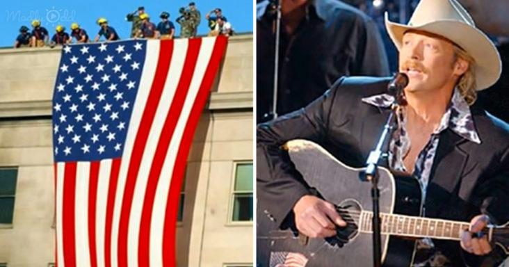 Alan Jackson's September 11th tribute music video
