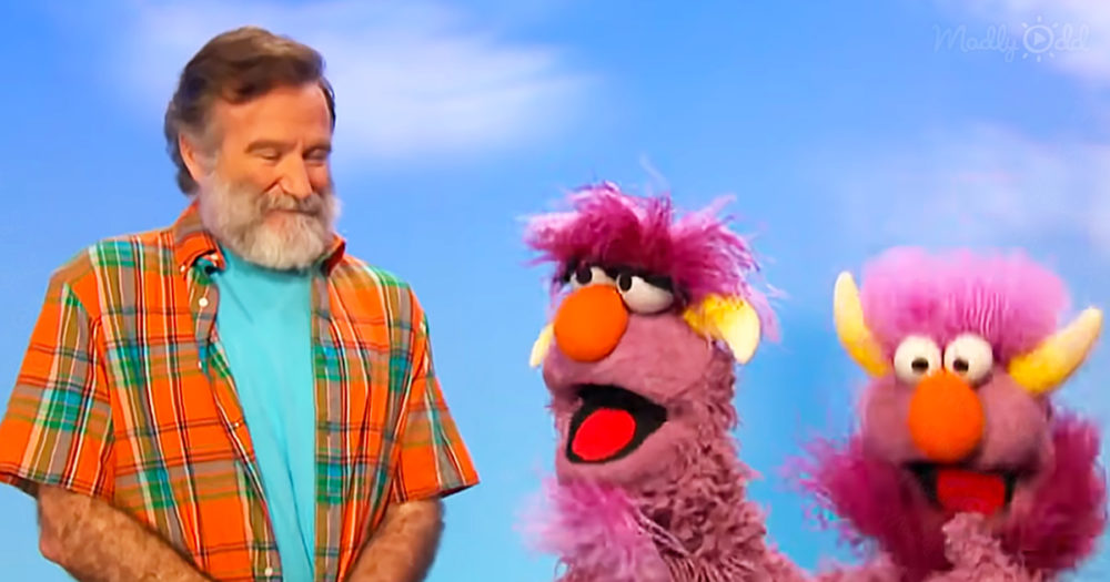 Robin Williams and The Two-Headed Monster